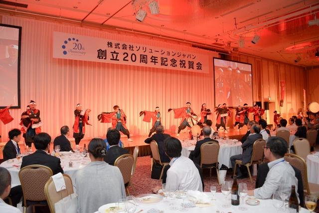 創立20周年記念祝賀会④